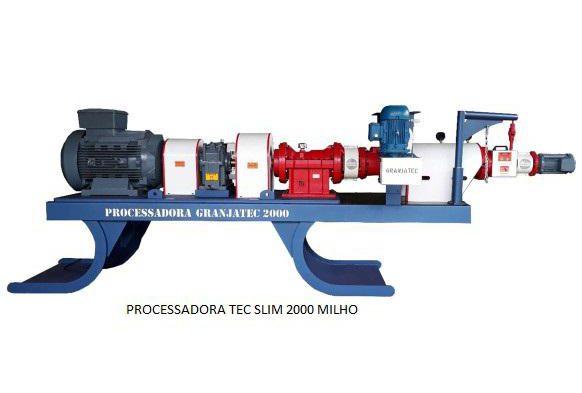 Processadora de milho – TEC SLIM